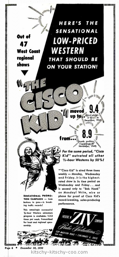 cisco-kid-ad-1950