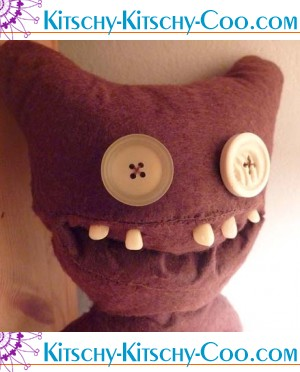 Fugglers, the stuffed animal with real teeth