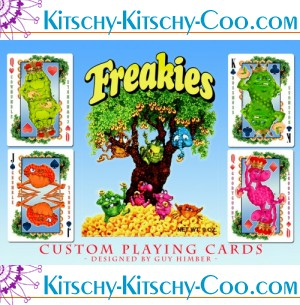 freakies playing cards