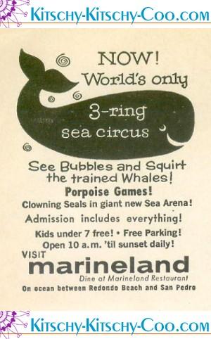 vintage marieneland ad