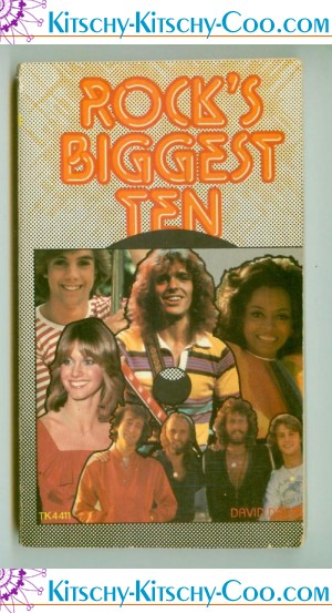 retro rocks biggest 10  paperback