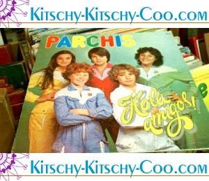 parchis album cover