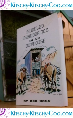 meanderings in an outhouse