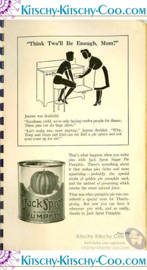 jack sprat pumpkin ad