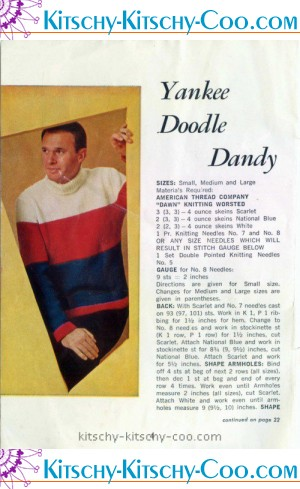 yankee doodle dandy dad
