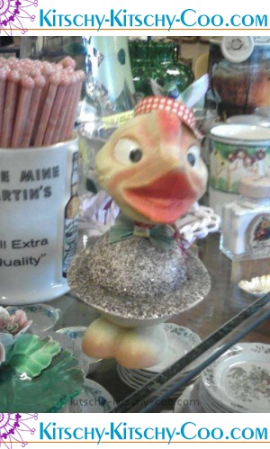 quack vintage kitsch