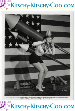 vintage Piper Laurie firecracker