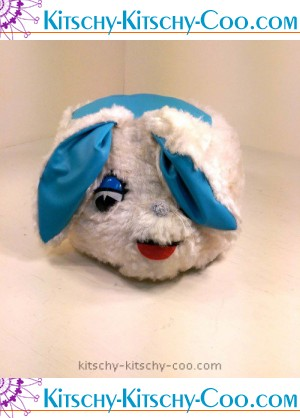 mod bunny rabbit kids stool