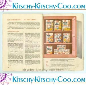 vintage 1950s post cereals