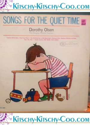 vintage songs for quiet time lp