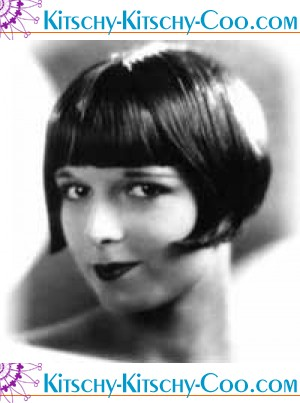 Silent Film Star Louise Brooks