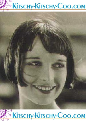 Smiling Louise Brooks