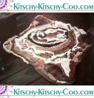 rug Pantyhose craft