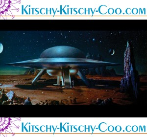 Kitschy kitschy coo trade your spaceship for christmas lights