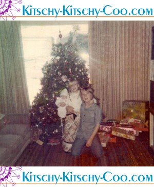 Kitschy Kitschy Coo The Sunshine Family Doll Christmas