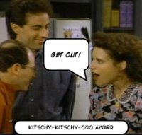 The Get Out! Kitschy Kitschy Coo Award